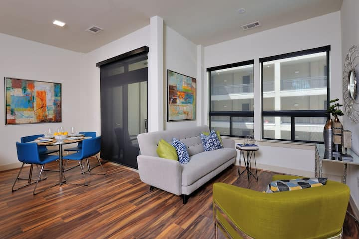 Everything you need | 1BR in Austin