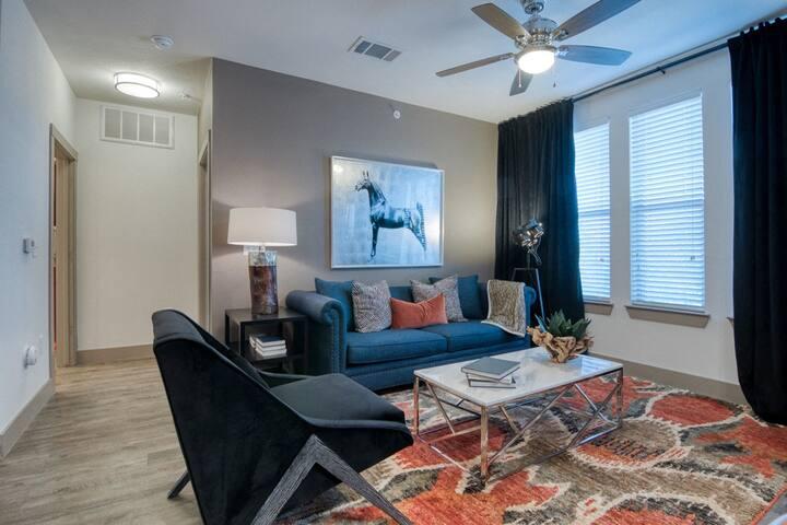Entire apartment for you | 1BR in San Antonio
