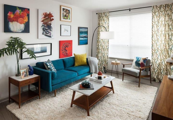 Relax in comfort | Studio in Denver