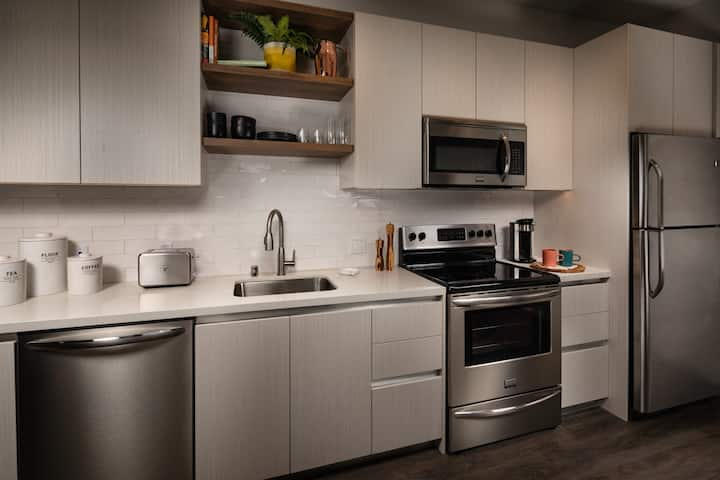 Entire apartment for you | 2BR in Long Beach