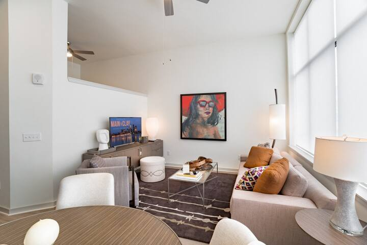 Stay as long as you want | 1BR in Louisville