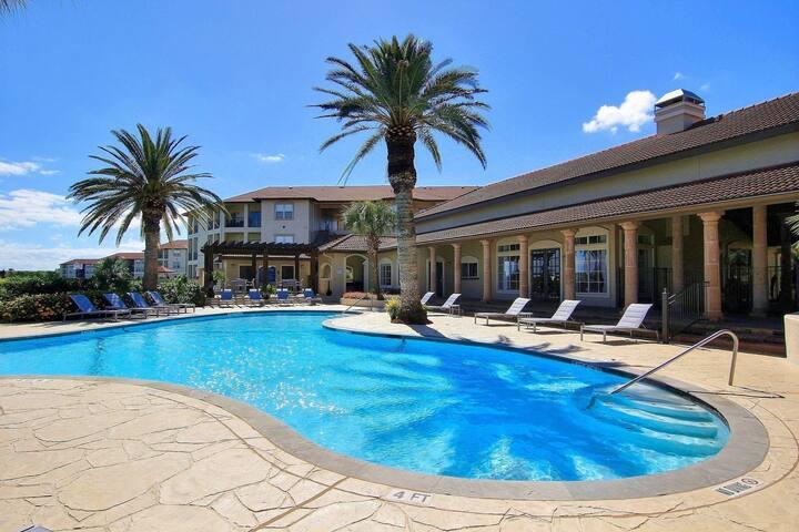 All-inclusive apt home | 2BR in Corpus Christi