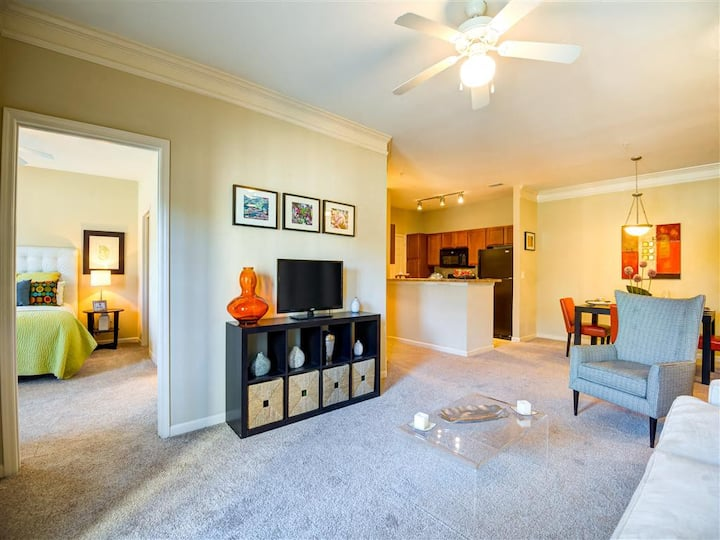 Clean apt just for you | 3BR in Spartanburg
