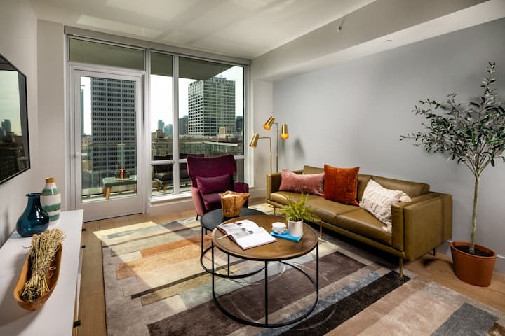 Well-equipped apt home | 1 BR in LA