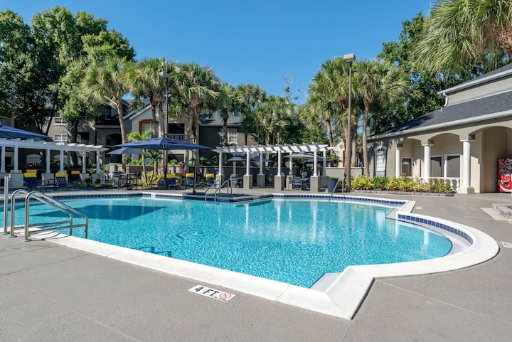 Cozy apartment for you | 1BR in Orlando