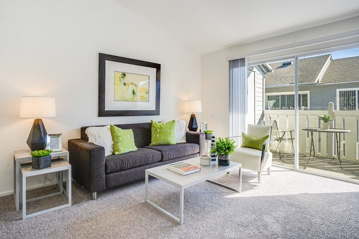 Live + Work + Stay + Easy | 2BR in Anaheim