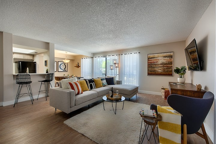 Rest easy and live life   2BR in Phoenix