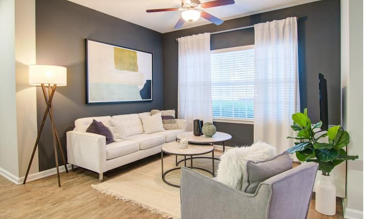 A place of your own | 3BR in Alpharetta