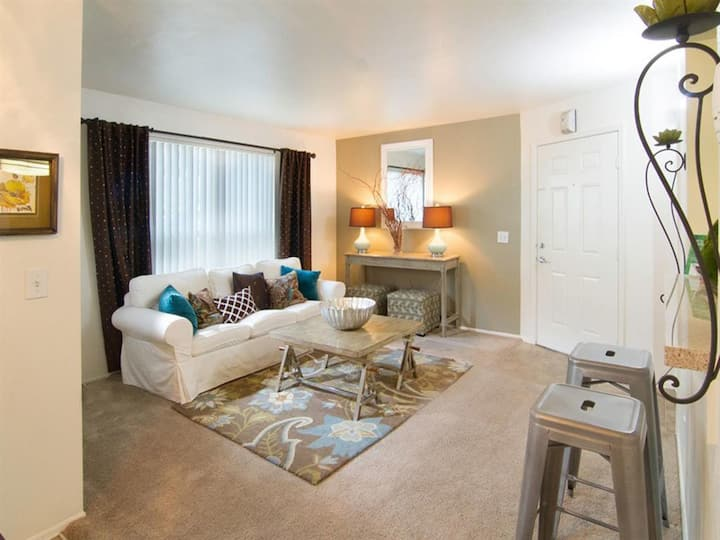 Stay as long as you want | 1BR in Sandy