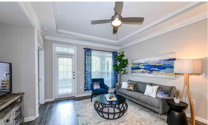 Rest easy and live life | 2BR in Atlanta