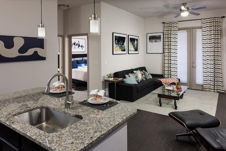 Stay as long as you want | 1BR in Spring