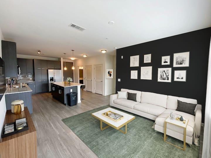 Fully loaded apartment | 1BR in Atlanta