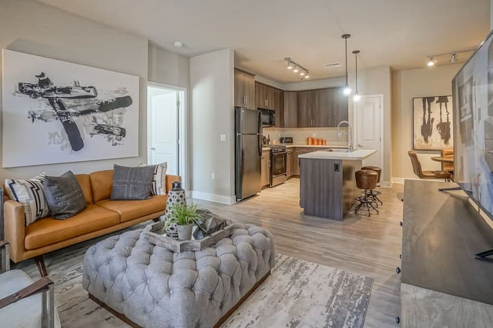 Upscale 1BR w/ hotel-like amenities in Albuquerque