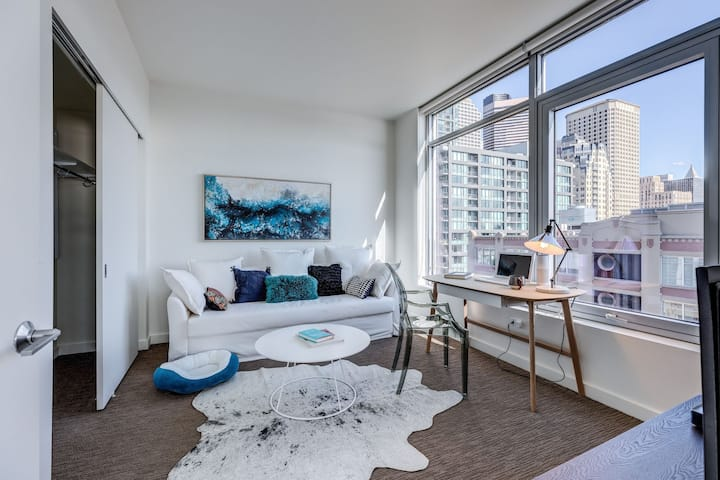 High-End 1BR w/ great amenities in Seattle