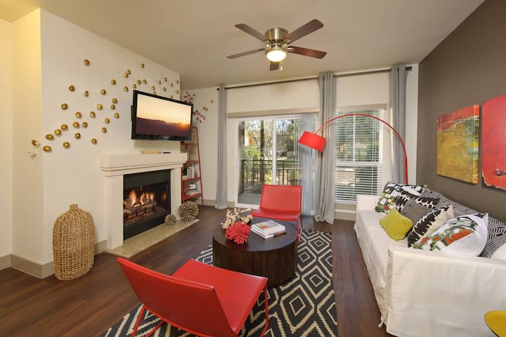 A place to call home | 2BR in Austin