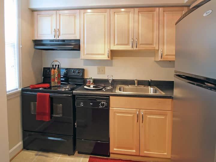 Brilliant apartment home | 1BR in Alexandria