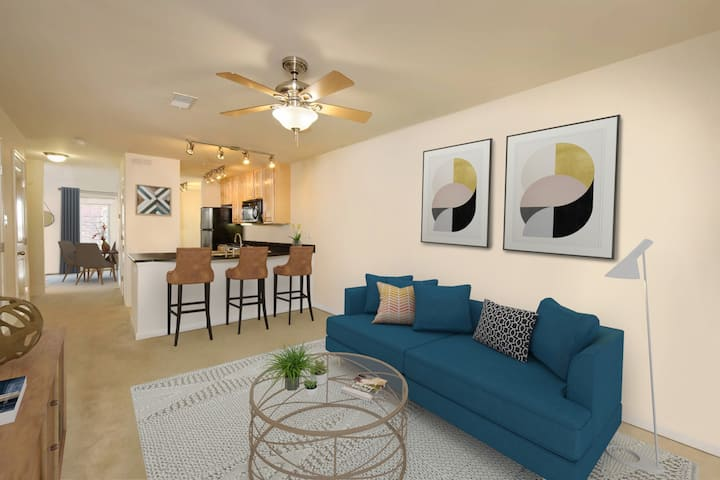 Brilliant apartment home   2BR in Richmond