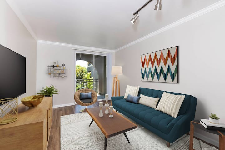 A place of your own | 1BR in Santa Clara