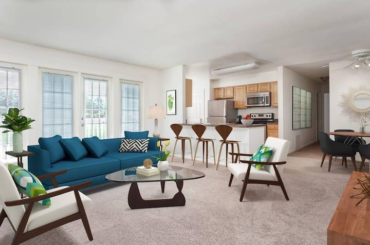 Clean apartment home | 2BR in Richmond