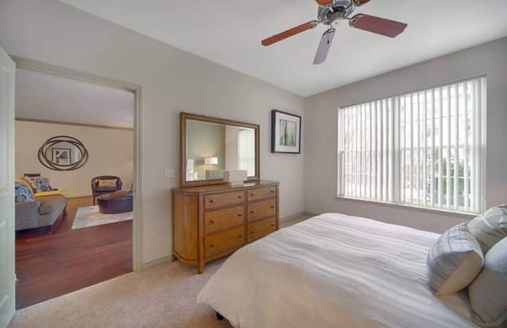 Comforts of home | 2BR in Braintree