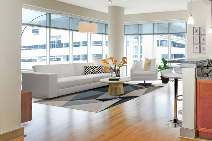 Clean apartment home | 1BR in Philadelphia