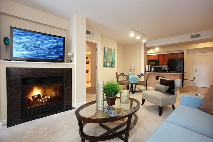 Cozy apartment for you | 2BR in Washington