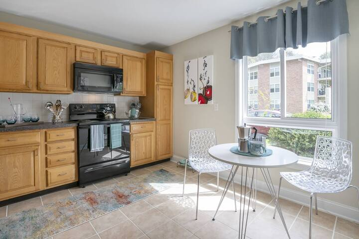 A home you will love| 1 BR in Norwood