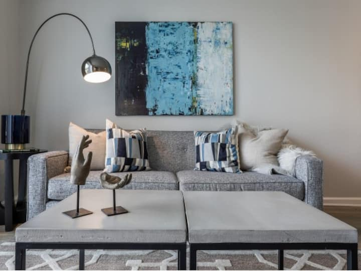 Live + Work + Stay + Easy | 1BR in Thornton