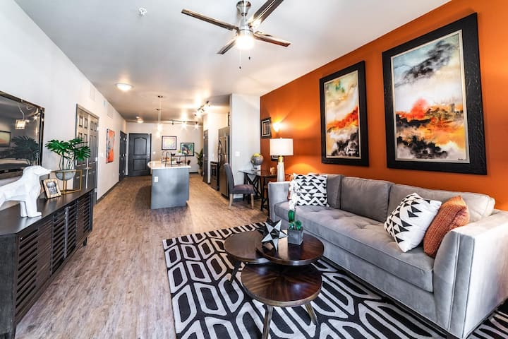 Entire apartment for you | 2BR in Fort Worth