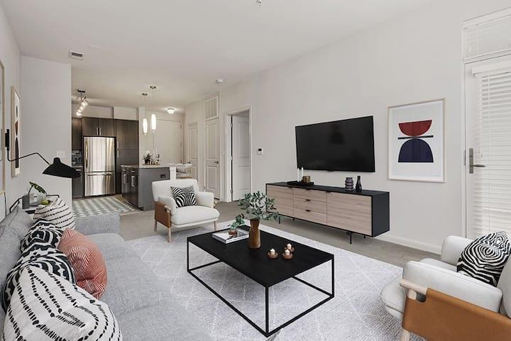 All-inclusive apartment home | 2BR in Arlington