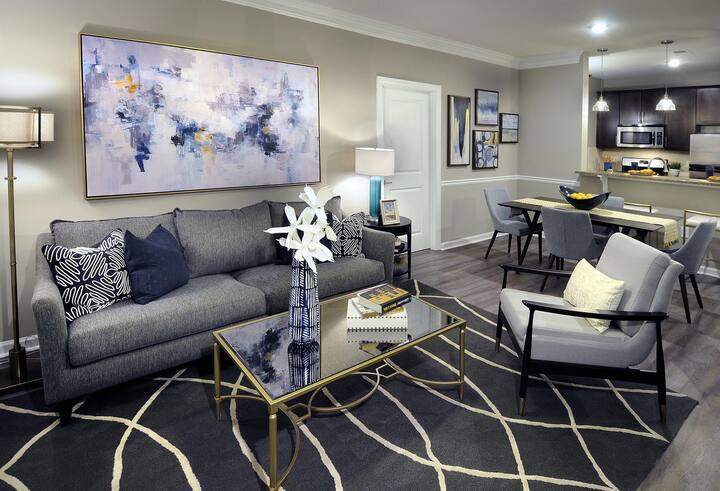 Clean home | 3BR in Atlanta