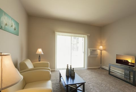 Stay in a place of your own   1BR in Williston