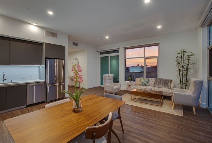 All-inclusive apt home | 1BR in Los Angeles