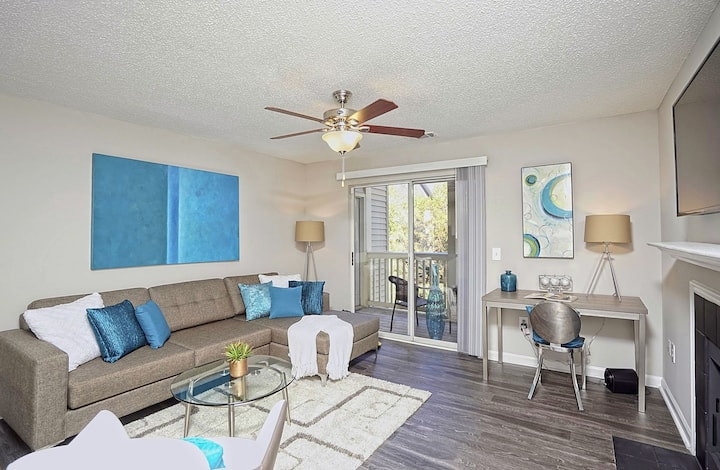 Everything you need | 1BR in Charlotte