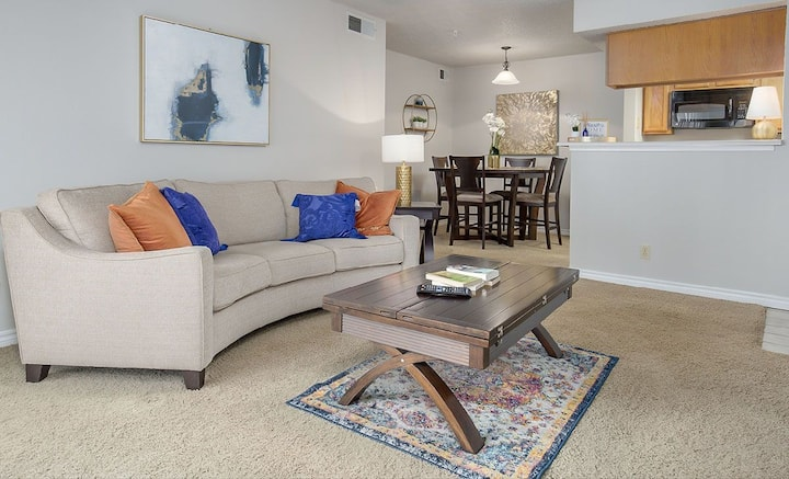 Everything you need | 1BR in Tulsa