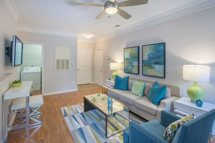 Best apt home | 2BR in Charlotte