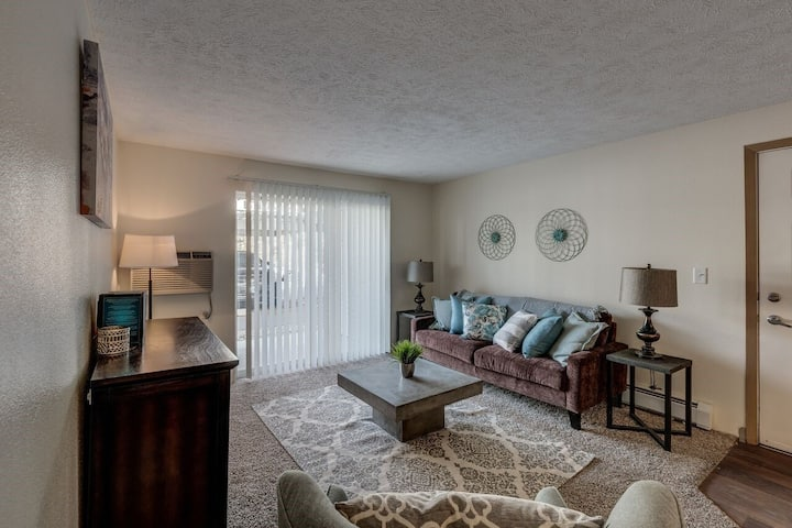 Cozy apartment for you | 2BR in Spokane Valley