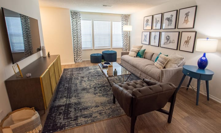 Flexible living at its finest | 2BR in Duluth