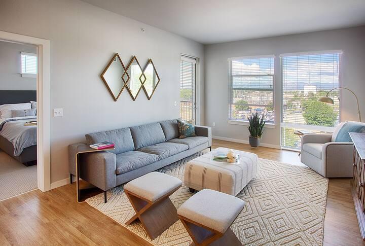 All-inclusive apt home | 1 BR in Longmont