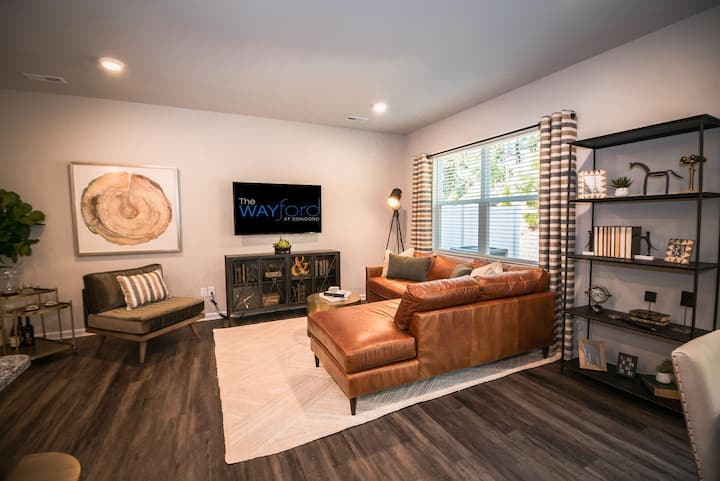 Live + Work + Stay | 2 BR in Concord