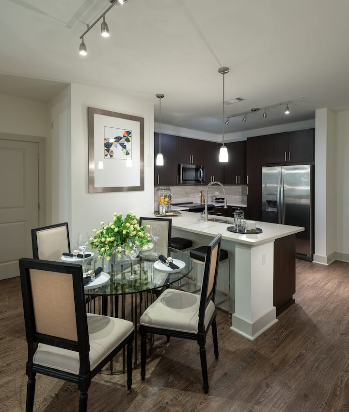 Well-equipped apt home | 1 BR in King of Prussia