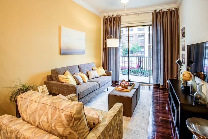 Rest easy and live life | 2BR in Jacksonville