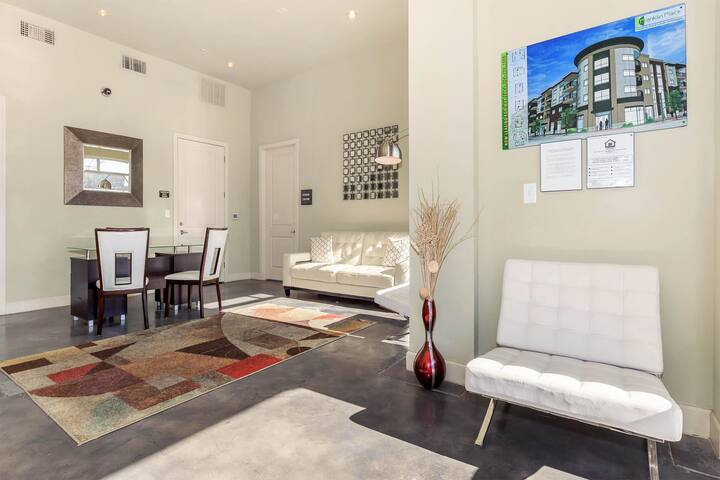 Live + Work + Stay + Easy | 2 BR in Waco