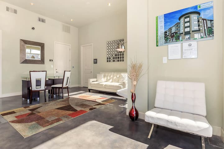 Live + Work + Stay + Easy | 1 BR in Waco