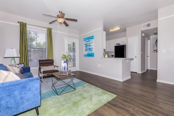 Flexible living just for you | 1 BR in San Antonio
