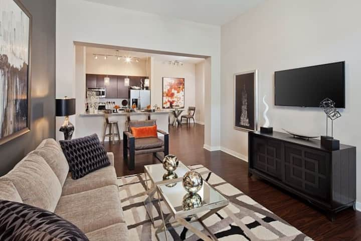 Entire apartment for you | 2BR in Charlotte