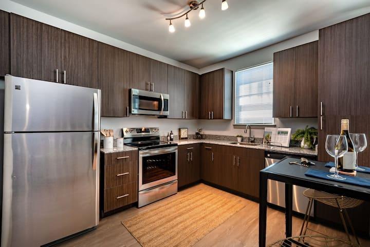 Brilliant apartment home| 1 BR in Towson