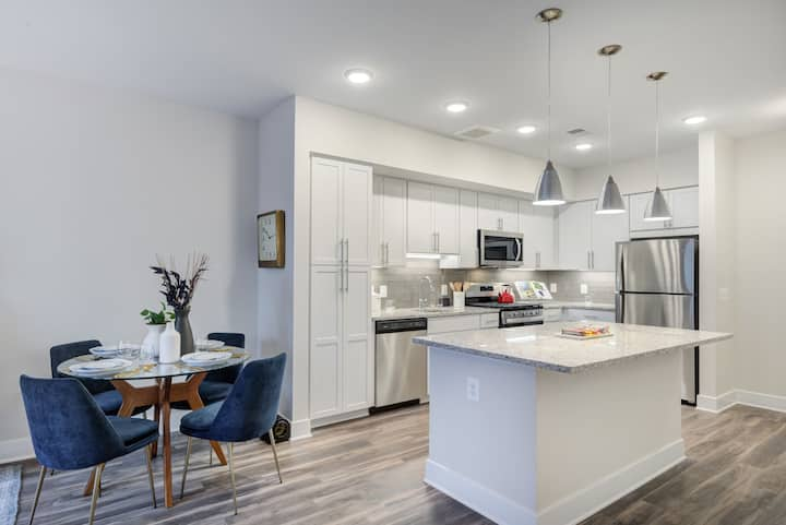 Relax in comfort | 1 BR in Sterling