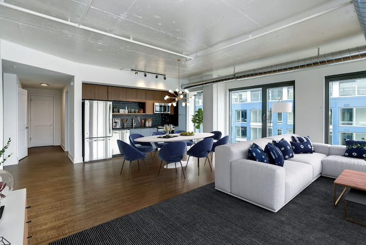 Everything you need | 1 BR in Washington