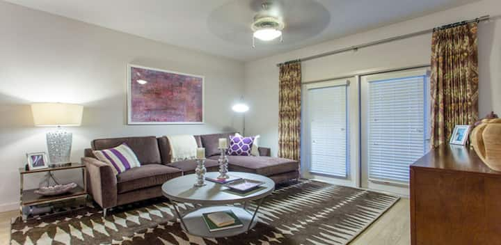 Live + Work + Stay + Easy | 2BR in San Antonio
